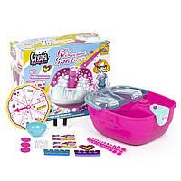Детский игрушечный набор для педикюра для девочек Педикюрний Spa-салон Студія краси FUN GAME на батарейках
