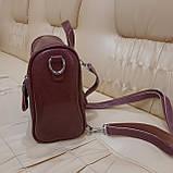 Женский рюкзак сумка из натуральной кожи Cameo, фото 2