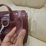 Женский рюкзак сумка из натуральной кожи Cameo, фото 5