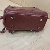 Женский рюкзак сумка из натуральной кожи Cameo, фото 7
