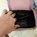 Женский рюкзак сумка из натуральной кожи Cameo, фото 8