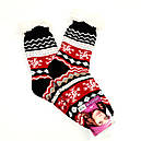 """Шкарпетки шерстяні на хутрі жіночі """"HAUSSOCKE"""", фото 2"""