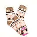 """Шкарпетки шерстяні на хутрі жіночі """"HAUSSOCKE"""", фото 3"""