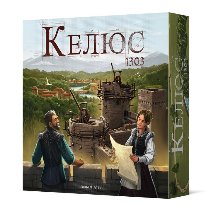 Настольная игра Келюс 1303