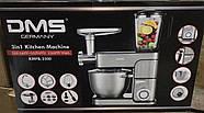 Кухонний комбайн 3в1 DMS Germany KMFB-2300 7л 2300 Вт, фото 2