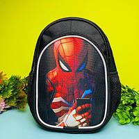 Детский рюкзак для мальчика человек паук (спайдер мен), фото 1