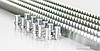 Зубчата Рейка EU 1000 Х 8 мм модуль 4 шт. комплект