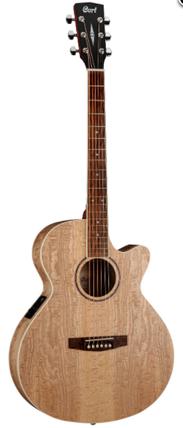 Электроакустическая гитара CORT SFX-AB (Open Pore Natural), фото 2
