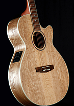 Электроакустическая гитара CORT SFX-AB (Open Pore Natural), фото 3