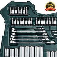 Професіональний набір інструментів  Mannesmann 215-tlg, фото 5