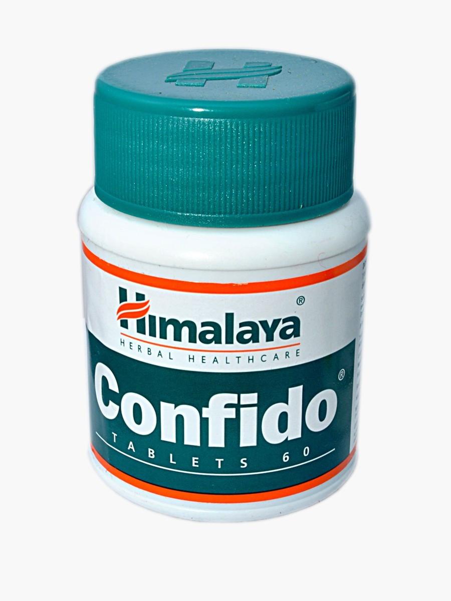 CONFIDO/ Конфидо - восстанавливает сексуальную функцию (60TAB) HIMALAYA, КОНФИДО