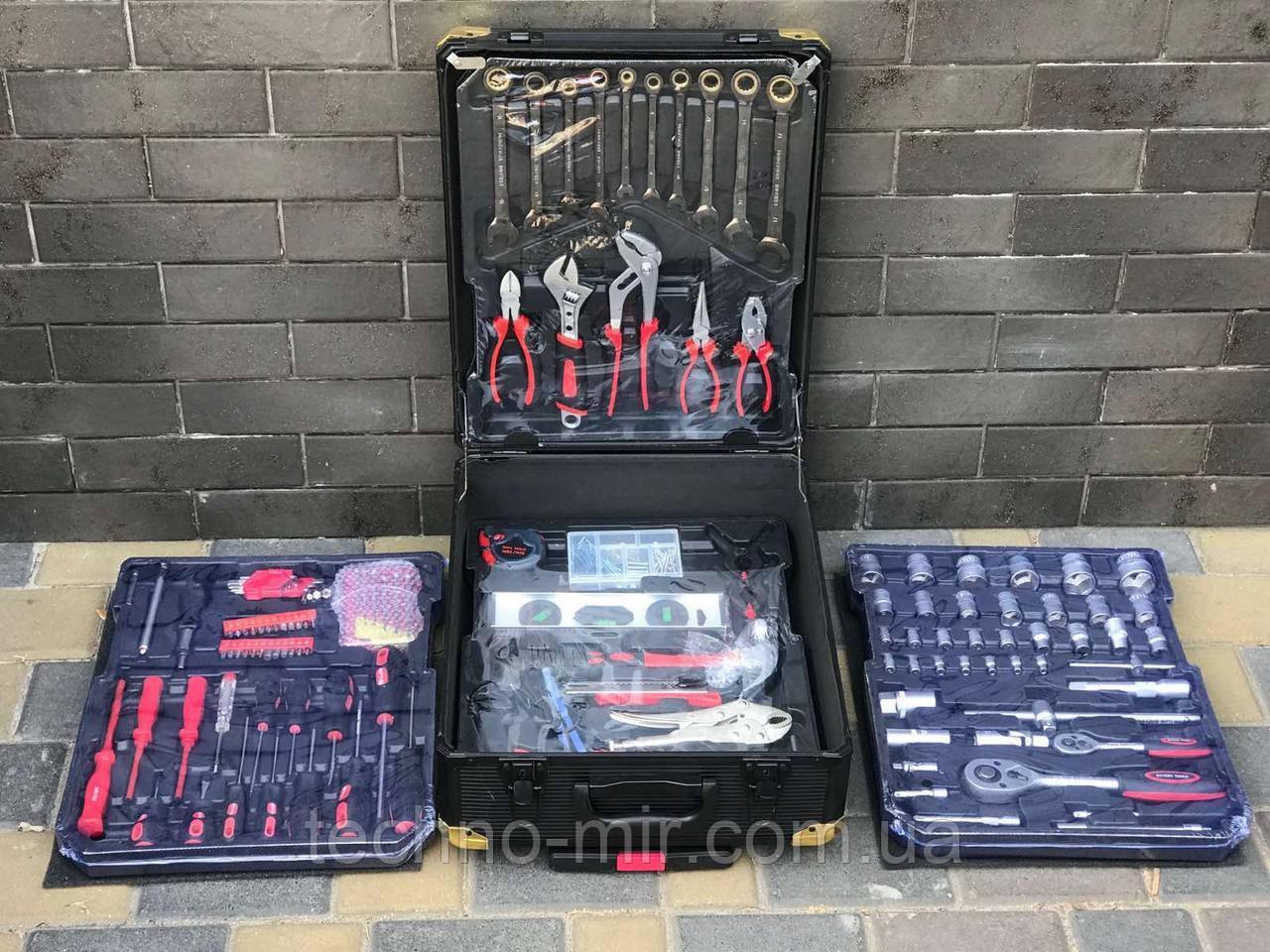 Набір інструментів BAYERN Tools 409pcs