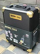 Набір інструментів BAYERN Tools 409pcs, фото 2