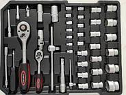 Набір інструментів BAYERN Tools 409pcs, фото 3