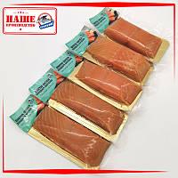 Куски лосося (сёмги) холодного копчения 200-300г