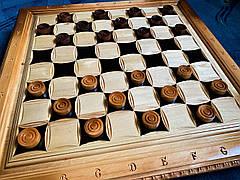 """Шахматы - шашки """" Ларец """", фото 3"""