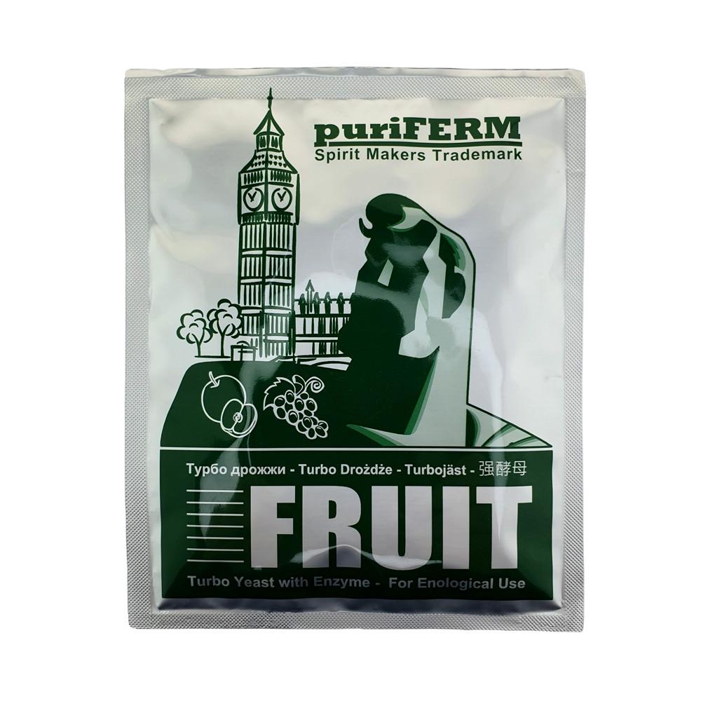 Фруктовые дрожжи Puriferm Fruit