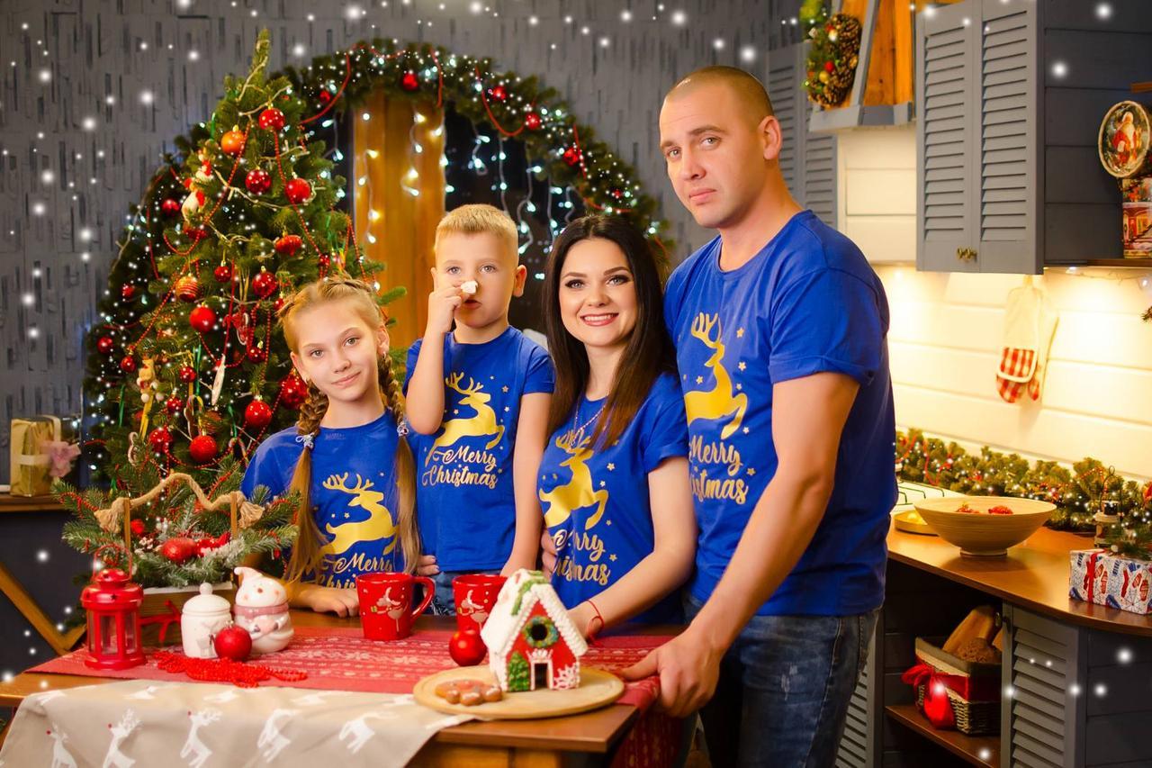 Новогодний  Family Look