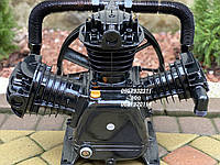 Компрессорная головка 3-х цилиндровая V-образная Al-Fa ALV3090A, фото 1