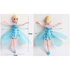 Летающая фея с подставкой кукла Эльза | Летающая фея с подставкой Frozen. Холодное сердце, фото 3