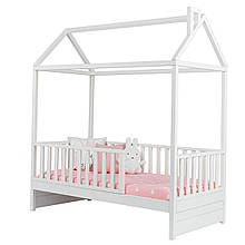 Дитяче ліжко будиночок
