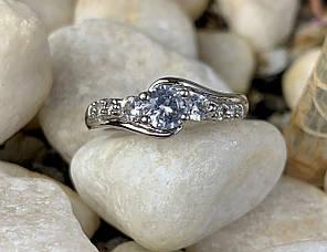 Серебряное кольцо со шпинелью  Принцесса