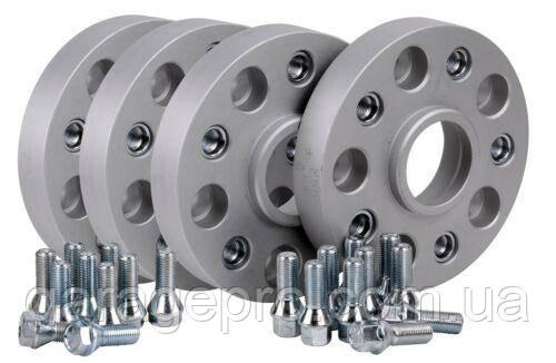 Колесные (ступичные) проставки Hofmann 30 мм для VW Touareg