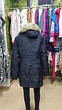 Женская куртка с капюшоном 2536, фото 3