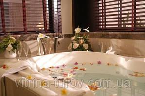 Свадебная церемония в отеле Le Meridien Ile Maurice 4*
