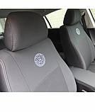 Авточехлы Prestige на Volkswagen Touran 2006-2010,Фольксваген Туран модельный комплект, фото 5