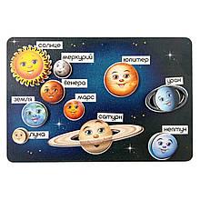 Планеты на липучках: Космос