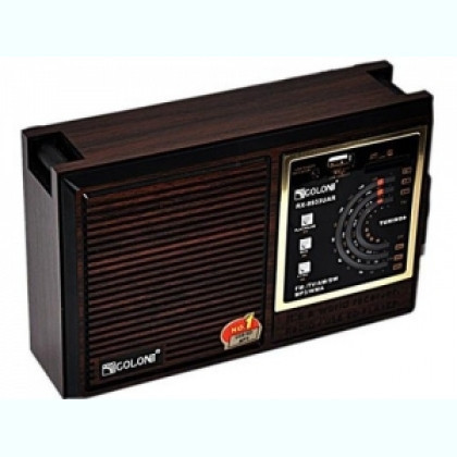 Приемник Golon RX-9933UAR, ретро радиоприемник