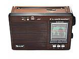 Портативная аккустическая система GOLON RX-9977UAR, радиоприемник, фото 2