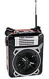 Радіоприймач з ліхтарем RX 9122 Golon, фото 3