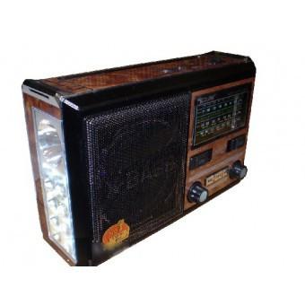 Радиоприемник с фонарём GOLON RX-288