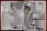 Кран водонагреватель  Delimano, проточный, фото 4