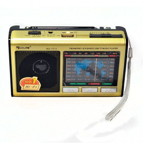 Радио Golon RX-7711