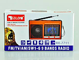 Радио Golon RX-7711, фото 4