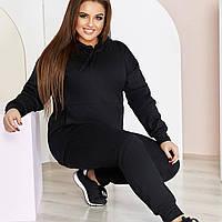 Спортивный костюм женский большого размера. Цвет : хаки, розовый, черный