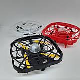 Мини квадрокоптер Energy управляемый рукой, дрон детский, фото 8