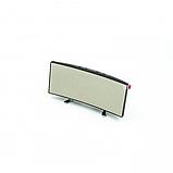 Електронні годинники з дзеркальним дисплеєм, будильник, температура, від батарейок і USB, фото 6