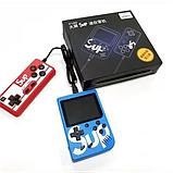 Портативна приставка з джойстиком Retro FC Game Box Sup dendy 400в1, фото 4