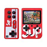 Портативна приставка з джойстиком Retro FC Game Box Sup dendy 400в1, фото 6