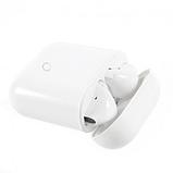 Бездротові навушники TWS i100, сенсорні, фото 4