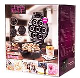 Апарат для випічки пончиків і бісквітів DS 2 в 1, фото 4