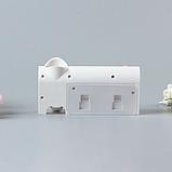 Автоматический диспенсер для зубной пасты и щеток  Toothbrush sterilizer W-020, фото 6