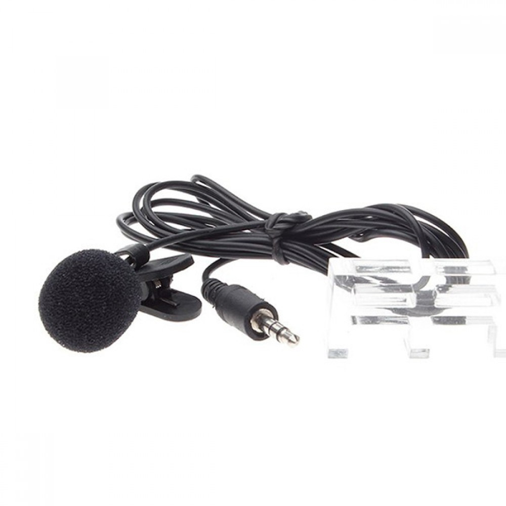 Микрофон петличнка YW,  петличный, нагрудный микрофон