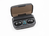 Беспроводные наушники J16, Bluetooth 5.0, влагозащищенные, фото 2