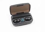 Бездротові навушники J16, Bluetooth 5.0, вологозахищені, фото 2