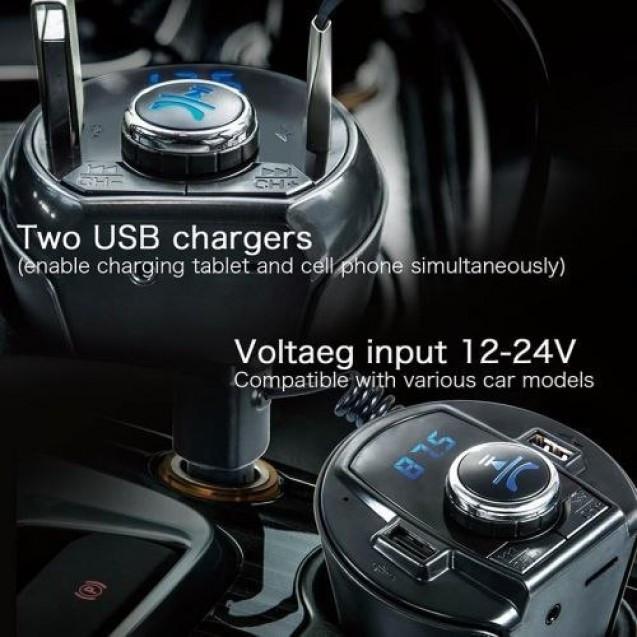 Автомобільний модулятор H26 BT, Bluetooth адаптер